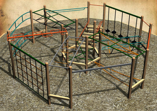 New Titirangi Rudolf Steiner School playground